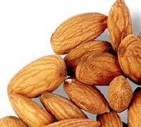 almonds - top healthy food